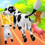 Pets Runner Game – Farm Simulator 1.6.2 (Mod)