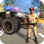 Police Truck Gangster Car Chase 1.1.4 (Mod)