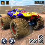 Real Monster Truck Demolition Derby Crash Stunts 3.0.0 (Mod)