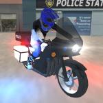 Real Police Motorbike Simulator 2020  1.7 (Mod)