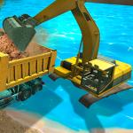 River Sand Excavator Simulator 3D 3.0 (Mod)