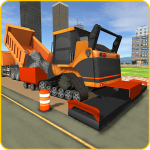 Road Builder City Construction  1.9 (Mod)