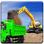 Sand Excavator Simulator 2021: Truck Driving Games  5.6.3 (Mod)