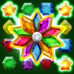 Secret Jungle Pop : Match 3 Jewels Puzzle 1.4.3  (Mod)
