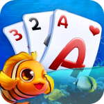 Solitaire TriPeaks – Fish Rescue 1.18.207 (Mod)