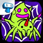 Spider Evolution Merge & Create Mutant Bugs: Idle  1.0.5 (Mod)