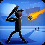 Stickman Baseball 1.8  (Mod)