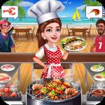 Super Chef Beach Bbq Kitchen Story Cooking Games 1.0.9 (Mod)