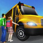 School Bus Simulator – Driving Simulator Games  3.3 (Mod)