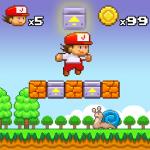 Super Jim Jump – pixel 3d 3.6.5026 (Mod)