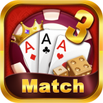 Teen Patti-Match – 3 card friendly poker online 80.0 (Mod)