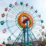 Theme Park Fun Swings Ride 1.6 (Mod)
