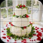 Tile Puzzle Wedding Cake 1.36 (Mod)