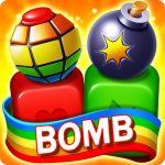 Toy Bomb Blast & Match Toy Cubes Puzzle Game  6.30.5052 (Mod)