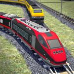 Train Racing Simulator: Free Train Games 10.2 (Mod)