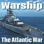 Warship : World War 2 – The Atlantic War 1.55 (Mod)