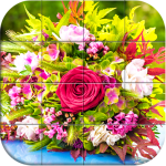 Wonderful Flowers Puzzle 1.15 (Mod)