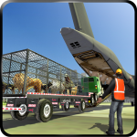 Zoo Animal Transport Truck 3D Airplane Transporter 1.4 (Mod)