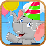 54 Animal Jigsaw Puzzles for Kids 🦀 1.2.0 (Mod)