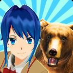 Animal School Simulator. girls and animal life 10.700 (Mod)