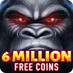 Ape About Slots NEW Vegas Casino Slot Machine Free  1.49.3 (Mod)