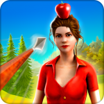 Apple Shooter Girl 3  (Mod)