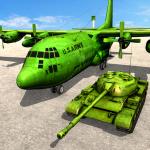 Army Tank Transport Plane Sim : Army Transporter 1.7 (Mod)