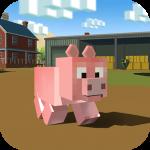 Blocky Pig Simulator 3D 1.09 (Mod)