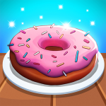 Boston Donut Truck – Fast Food Cooking Game 1.0.4 (Mod)