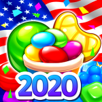 Candy Blast Mania Match 3 Puzzle Game  1.4.9 (Mod)