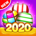 Candy House Fever 2021 free match game  1.3.3 (Mod)