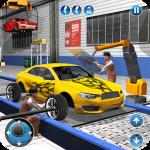 Car Maker Factory Mechanic Sport Car Builder Games 1.14 (Mod)