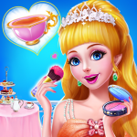 🍵🥳Celebrity Makeup – Fashion Tea Party 1.6.5017  (Mod)