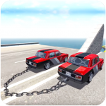 Chained Cars Against Ramp 3D v 4.3.0.7 (Mod)