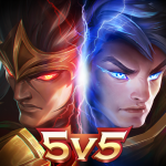 Champions Legion   5v5 MOBA 1.2.0 (Mod)