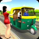 City Auto Rickshaw Tuk Tuk Driver 2019 0.1 (Mod)