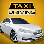 City Taxi Driving: Fun 3D Car Driver Simulator com.games2win.citytaxidriving  (Mod)
