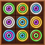 Color Rings – Colorful Puzzle Game 3.3 (Mod)