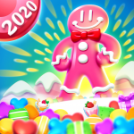 Cookie World — Clash of Cookie & Colorful Puzzle 8.7.5  (Mod)