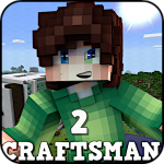 Crafts Man : Blocks World 2020 1.0.9 (Mod)