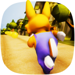 Crash The Fox Bandi 9.4 (Mod)