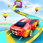 Sports Car Crazy Stunts 2020- Mega Ramp Car Games  4.6 (Mod)