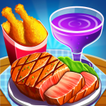 Crazy My Cafe Shop Star – Chef Cooking Games 2020 1.11.9 (Mod)