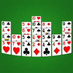 Crown Solitaire: A New Puzzle Solitaire Card Game 1.6.2.1665 (Mod)