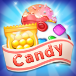 Crush the Candy: #1 Free Candy Puzzle Match 3 Game 1.0.5 (Mod)