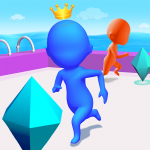 Diamond Race 3D 2.3   (Mod)