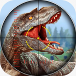 Dinosaur Hunting Games: FPS Shooting Sniper Gun  64 (Mod)