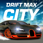 Drift Max City – Car Racing in City 2.77 (Mod)