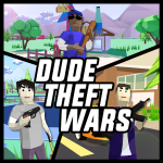 Dude Theft Wars Online FPS Sandbox Simulator BETA  0.9.0.3 (Mod)