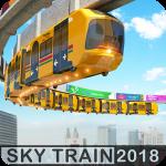 Elevated Train Driving Simulator: Sky Tram Driver 1.6   (Mod)